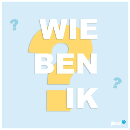 Instagram Wie-ben-ik? Quiz quote